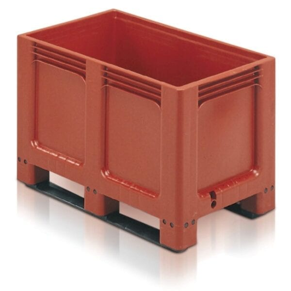 GEO Boxes with 2 Runner Base - Solid - 260 Litres - 1000L x 600W x 662Hmm