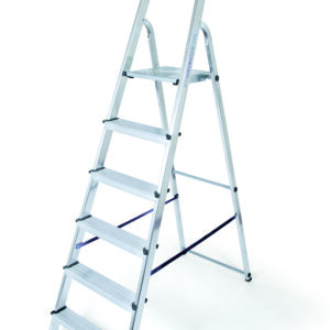 Aluminium Folding Steps - 8 Treads