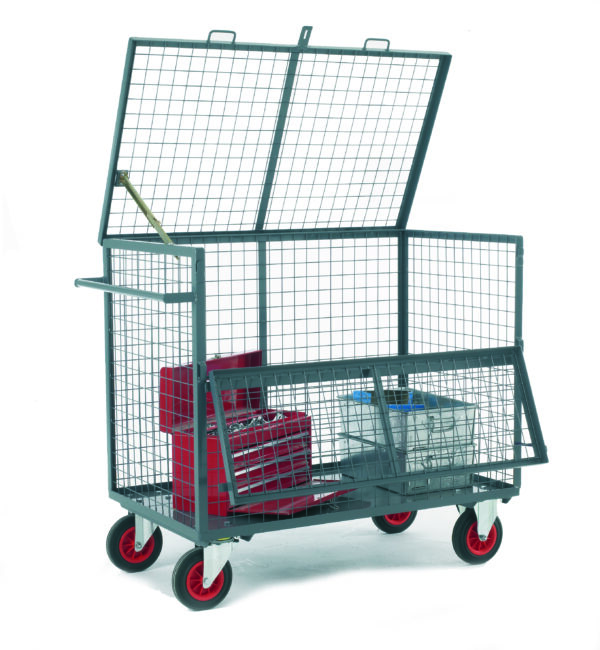 Security Trolley - Mesh