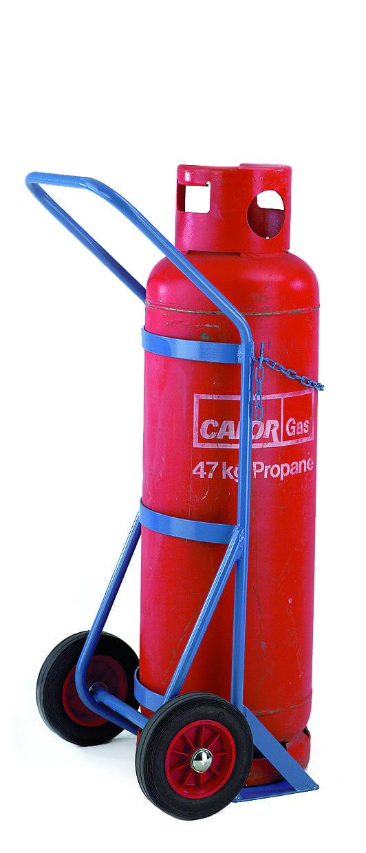 Propane Cylinder Trolley - 570 X 550 X 1310
