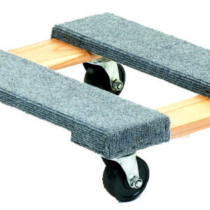 Carpeted Dolly - 460 X 310Mm