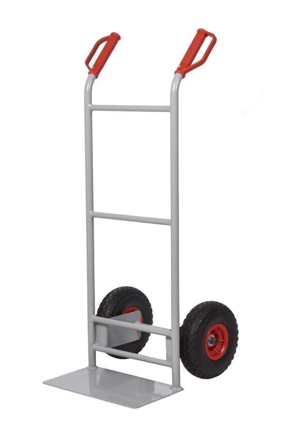 Fort Steel Sack Truck - Reach Compliant Wheels - Straight Back