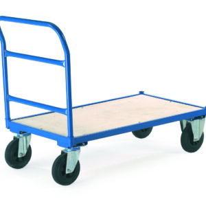 Fort® Sturdy Truck - Double Plywood End