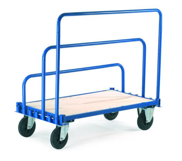 Fort® Sturdy Truck - Base + 3 Dividing Rails