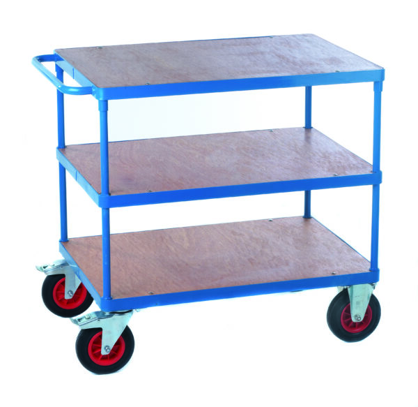 Fort® 3 Shelf Trolley