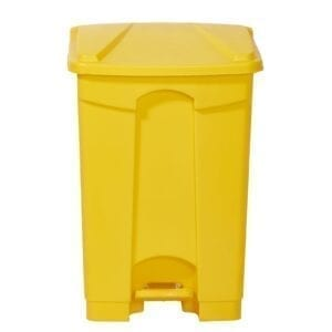 Pedal Bin - 45 Litre  - Available in Dark Grey or Yellow