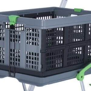Clever Folding Trolley - Extra Box