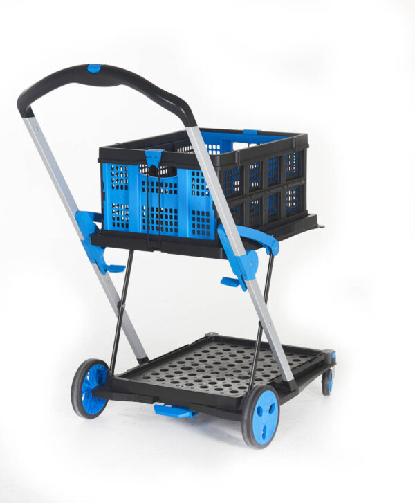Proplaz® Clever Folding Trolley - Extra Box