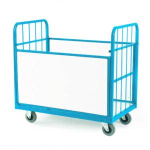 3-Way Convertible Trolley - Cushion Wheels