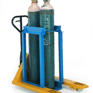 Cylinder Pallet Cage - 1100 X 480 X 1010