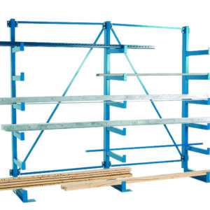 Cantilever Extra Parallel Bay - Double Sided
