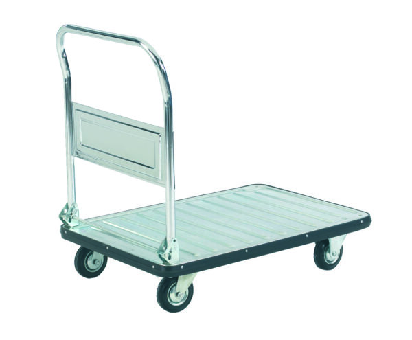 Galvanised Platform Trolley