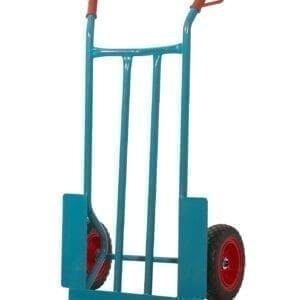 Apollo Steel Sack Truck - Reach Compliant Wheels - +Wheel Guards
