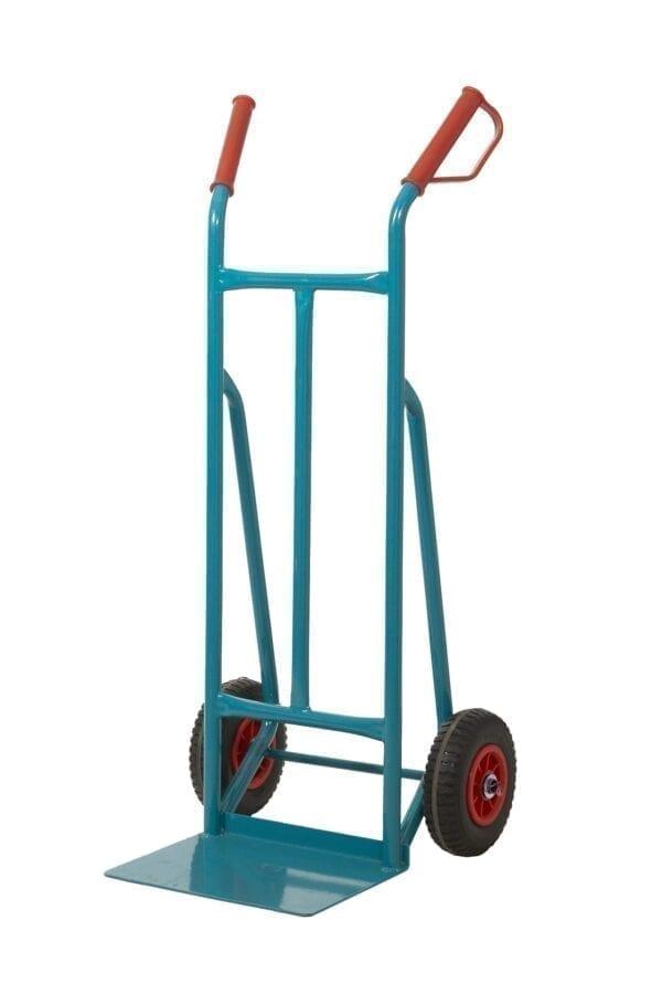Apollo Steel Sack Truck - Reach Compliant Wheels