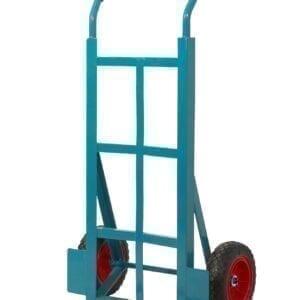 Apollo Steel Sack Truck - Reach Compliant Wheels - Angle Iron