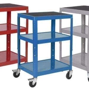 Adjustable Height Trolley