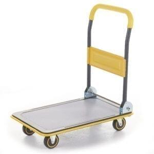 Deluxe Folding Trolley - 150kg Load Capacity