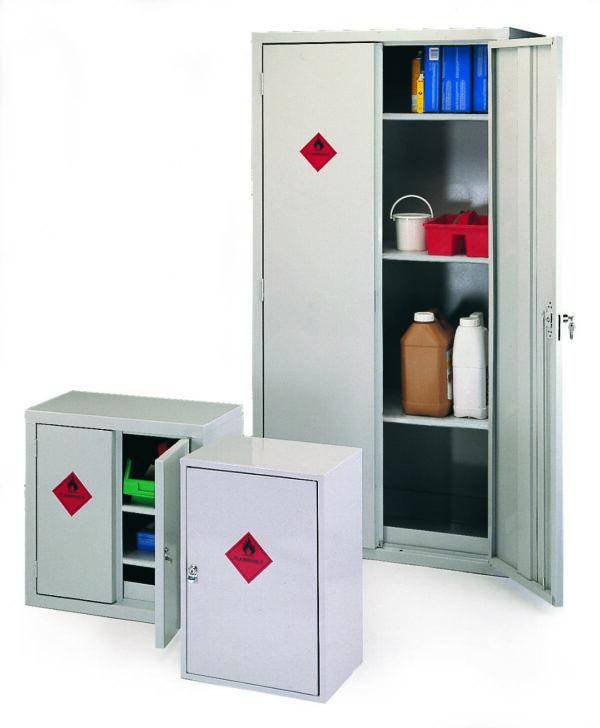 General Storage Cabinets - GSC Range - Floor Stand