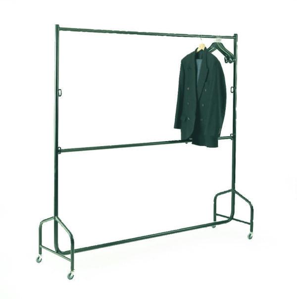Medium Duty Garment Rails
