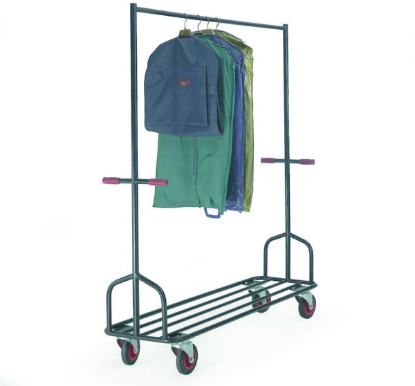 Heavy Duty Garment Rail - 1800L