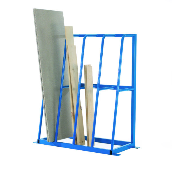 Vertical Storage Rack - 8 Section