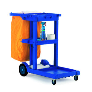 Janitorial Cleaning Trolley - Janitorial Trolley