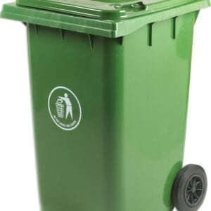 Wheeled Bins - 360 Litres - Available in Blue