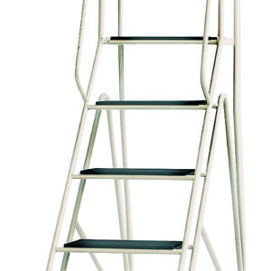 Fort® Easy Glide Steps - 5 Tread with Full Handrail