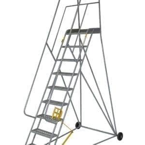 Fort® Delta Step - 10 Tread - Mesh Treads