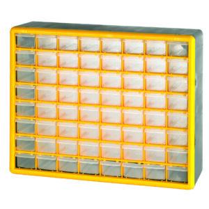64 Compartment Storage Box