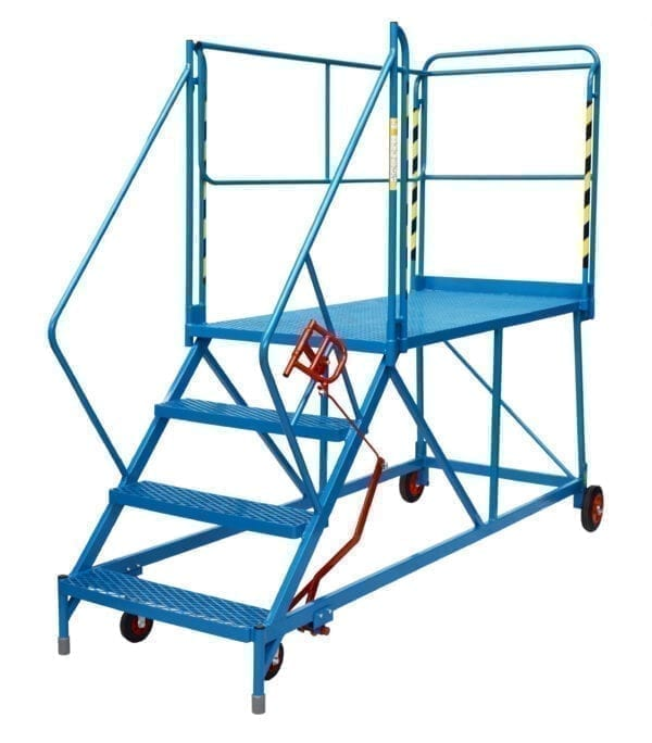 Fort® Service Platform - 6 Step - Easy Slope