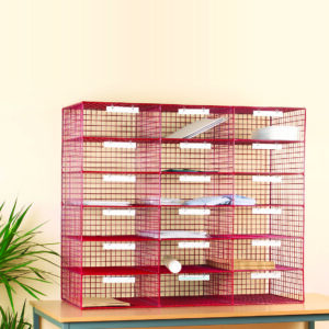 Mail sorting systems - No of compartments: 24