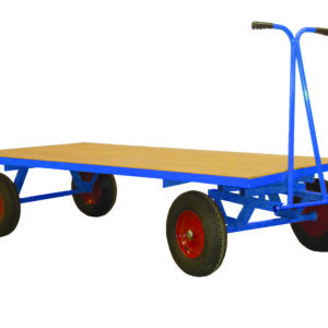 Hand Drawn Truck - 2000 X 1000 - 400Mm Pneumatic