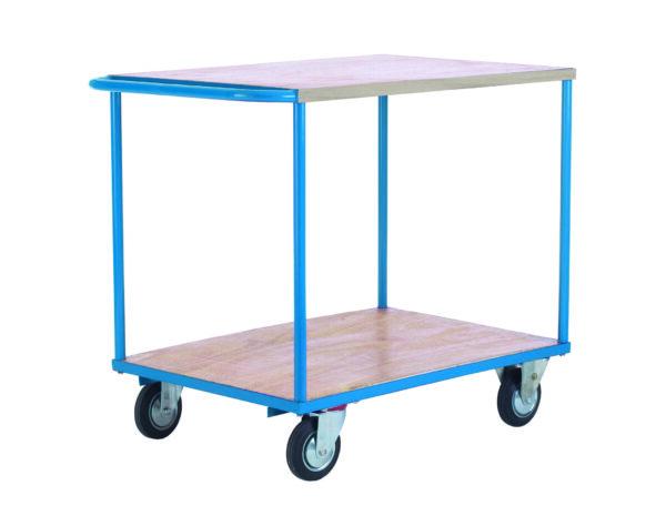 Shelf Truck - 2 Shelf - Push Handle