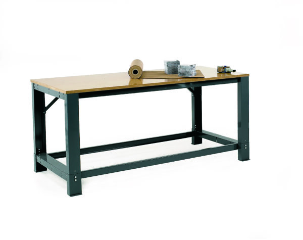 Heavy Duty Modular Workbenches - Cupboard Unit - Right - For Mod Bench