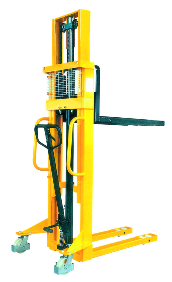 Hydraulic Stackers - Fork Type - Fixed - 1000kg Capacity - 2500mm Lift Height
