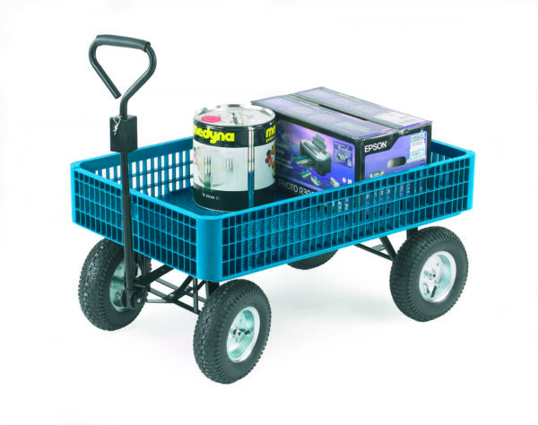 Plastic Platform Truck