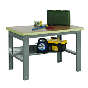 Adjustable Height Work Bench - 1220Mm