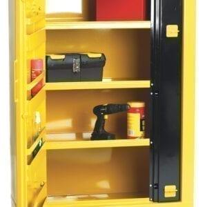 Heavy Duty Security Cupboard - 1560H X 1020 X 615